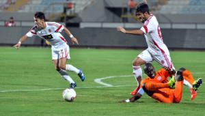 Antalyaspor: 1 - Çorum Belediyespor: 0