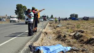 Sorgun'da İki Otomobil Çarpıştı: 4 Ölü, 3 Yaralı