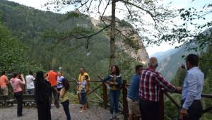 Tarihi Sümela Manastırı Restorasyon Çalışmaları Nedeniyle Bugünden İtibaren 1 Yıl Süreyle Ziyarete.