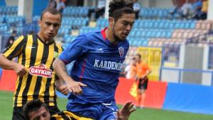 Kardemir Karabükspor - Arsinspor: 2-0 (Ziraat Türkiye Kupası)