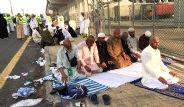 Yüzlerce Kişinin Hayatını Kaybettiği Mekke'den Görüntüler
