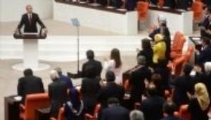 Meclis'te Yeni Yasama Yılından Kareler