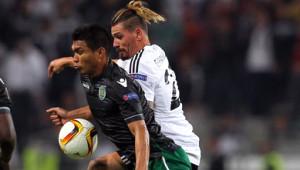 Beşiktaş: 0 - Sporting Lizbon: 1 (İlk Yarı)