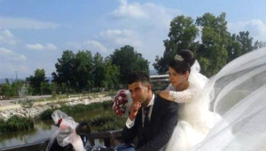 Şehit Asker, Daha 34 Günlük Evliydi