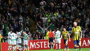 Celtic - Fenerbahçe Maçından Fotoğraflar (Ek 2)