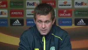 Celtic'in Hocası Deila: Aptalca Bir Hatayla Gol Yedik