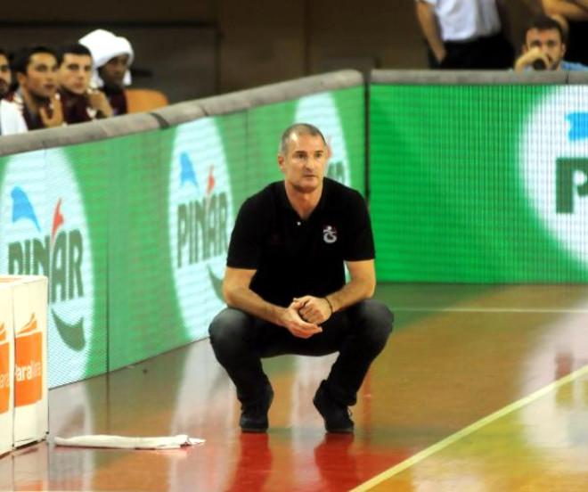 Pınar Karşıyaka-Trabzonspor Basketbol Maç Fotoğrafları