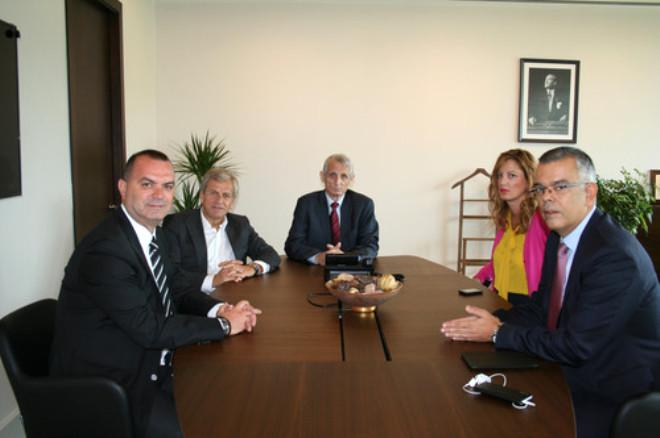 Türk ve Yunan Federasyonlarından İşbirliği