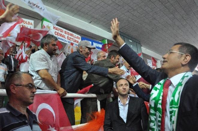 AK Parti Giresun'da Milletvekili Adaylarını Tanıttı