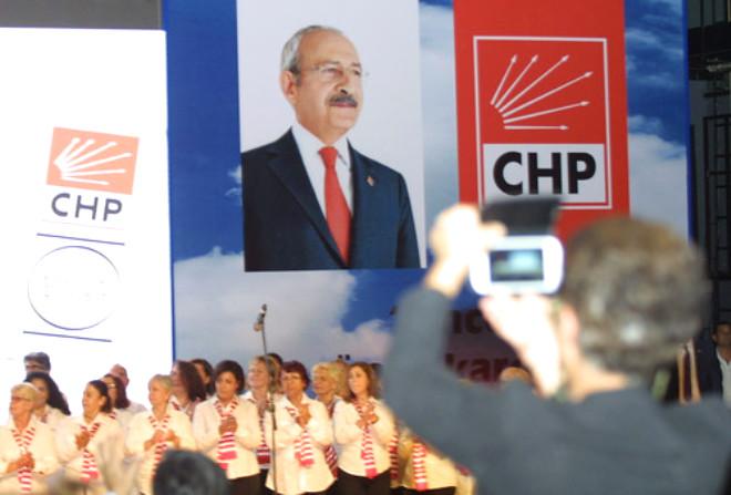 Chp, İstanbul Adaylarını Tanıttı