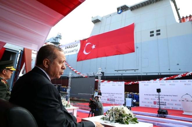 Erdoğan: Ordumuzu Güçlendireceğiz, Kimse Bundan Rahatsız Olmasın