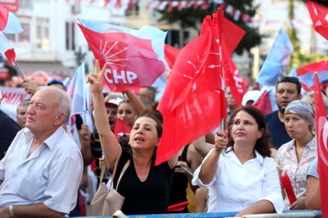 Kılıçdaroğlu, 1 Kasım Seçim Kampanyasını Mersin'de Başlattı