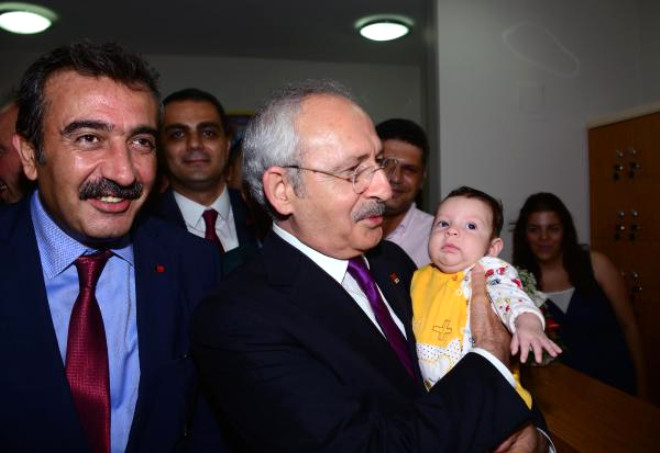 Kılıçdaroğlu, 1 Kasım Seçim Kampanyasını Mersin'den Başlattı - Ek Fotoğraflar