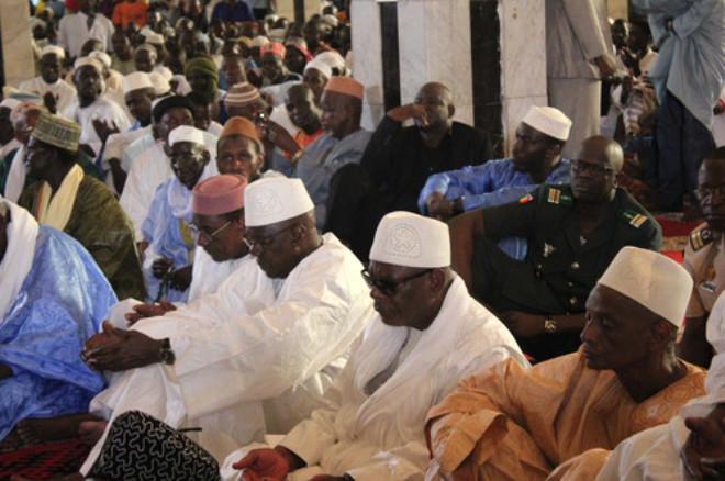 Malililer Mina'da Ölenler İçin Dua Etti
