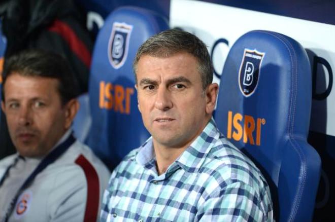 Medipol Başakşehir - Galatasaray Maçının İlk Yarı Fotoğrafları