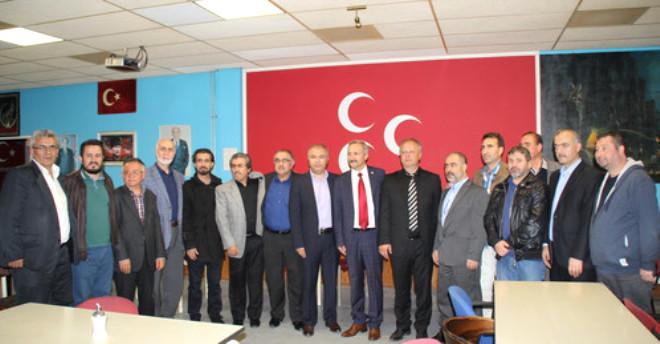 MHP'li Yurdakul: AKP Siyaseti Kutuplaşma Aracı Olarak Kullandı
