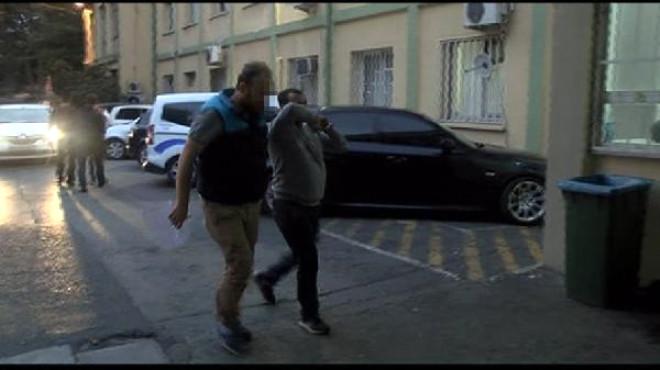 Narkotik Operasyonunda Gözaltına Alınanlar Sağlık Kontrolünden Geçirildi