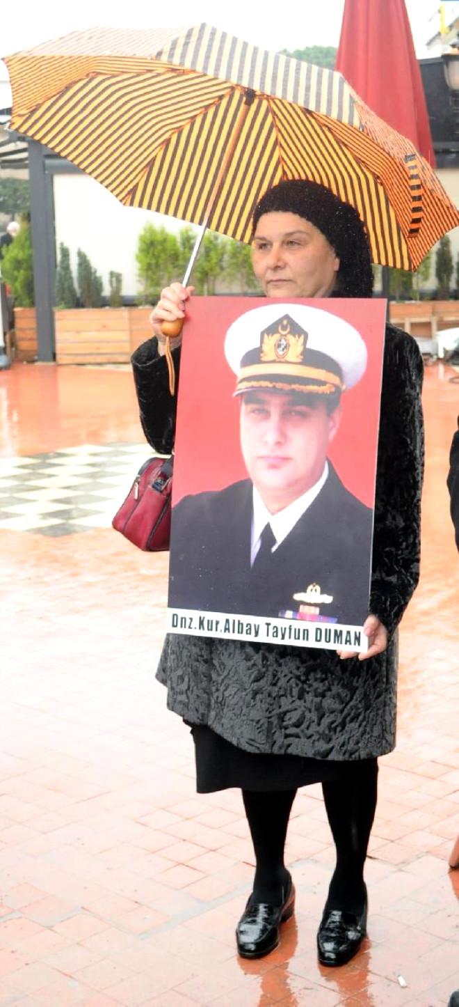 Sessiz Çığlık'ta 91 Hafta Eşlerinin Yerine Vardiya Nöbeti Tuttular