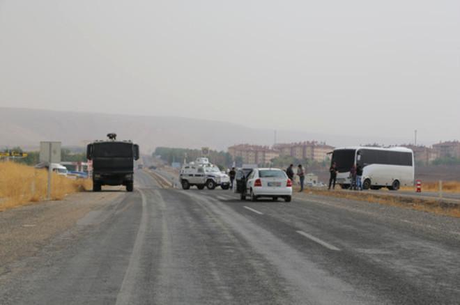 Silvan'da Çatışmalar Sürüyor, İlçeye Giriş ve Çıkış Yasak