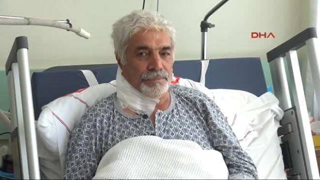 Sivas Boynuna İnşaat Demiri Saplanan Akkuş'un 'Mucize' Kurtuluşu