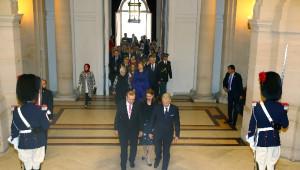 Erdoğan, Belçika Kralı ile Görüştü