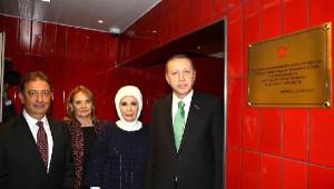 Cumhurbaşkanı Erdoğan, Brüksel'de Büyükelçilik Kançılarya Binasının Açılışını Yaptı