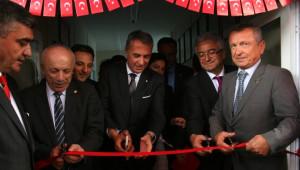 Beşiktaş Spor Kulübü Başkanı Orman, Zonguldak'ta Okul Açılışına Katıldı
