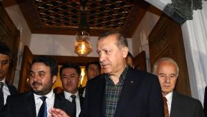 Cumhurbaşkanı Erdoğan, Tokyo Camii'ni Ziyaret Etti
