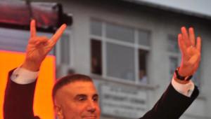 Sedat Peker, Terör Mitinginde AK Parti'ye Destek İstedi