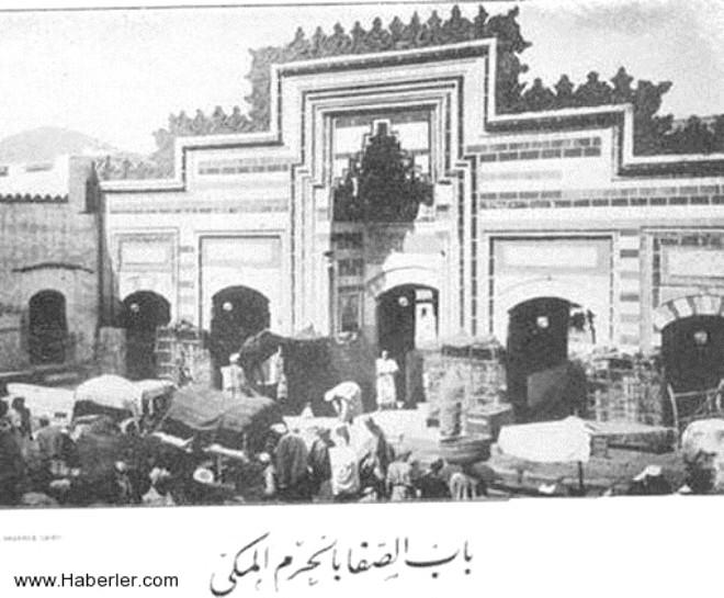 Osmanlı Arşivinden Kabe Fotoğrafları