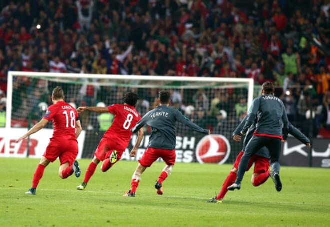 Türkiye: 1 - İzlanda: 0