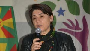 Hdp'li Zana, Turgutlu'da Partilileriyle Buluştu