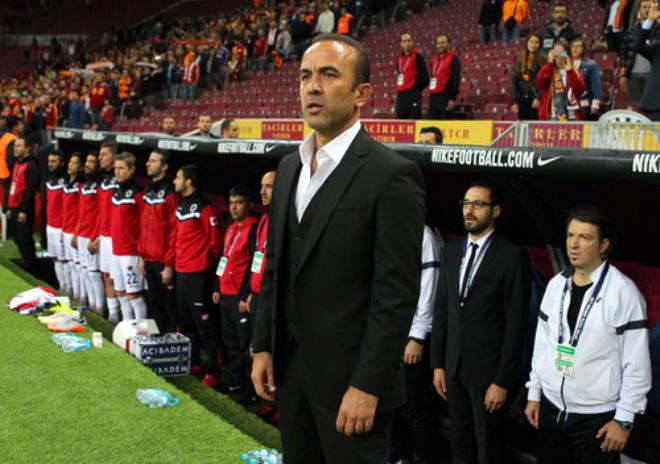 Galatasaray: 0 - Gençlerbirliği: 1 (İlk Yarı)