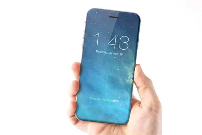 Apple Watch Arayüzüne Sahip İphone 7