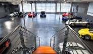 Milyonluk Spor Otomobil Koleksiyonu Kapılarını Açtı