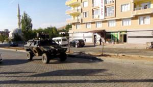 Silvan'da Sokağa Çıkma Yasağı ve Çatışmalar Devam Ediyor (2)