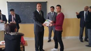 Bulanık'ta İlçe Milli Eğitim Müdürlüğü Lise Mezunlarına Ücretsiz Ygs Eğitimi