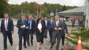 Dereköy Sınır Kapısı Tır Trafiğine Açılacak