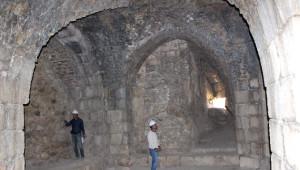 Eşsiz Eser Yeni Kale'de Yeni Odalar Ortaya Çıktı