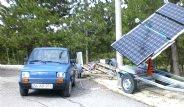 Benzinli Arabayı Elektrikliye Çevirdi