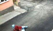 Sokak Ortasında Bayıltan Taciz