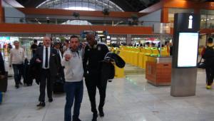 Beşiktaş, Lokomotiv Moskova Maçı İçin Rusya'ya Gitti