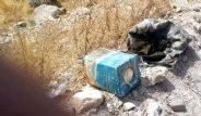 PKK'lı Teröristlerin Barınağından Çıkanlar Şoke Etti