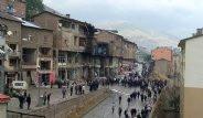 Hakkari'deki Bomba Yüklü Araçlı Saldırının Görüntüleri
