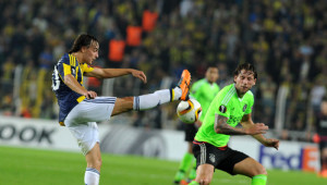 Fenerbahçe: 0 - Ajax: 0 (İlk Yarı)