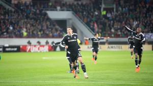 Lokomotiv Moskova - Beşiktaş Maçının Fotoğrafları (Ek)