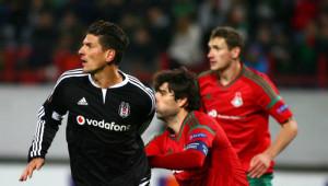 Lokomotiv Moskova ile 1-1 Berabere Kalan Beşiktaş Avantajlı Dönüyor