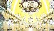 Avrupa'nın En İyi Metro İstasyonları