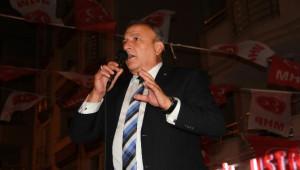MHP Grup Başkan Vekili Vural Iğdır'da