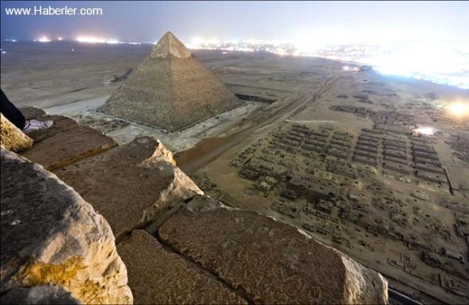 Piramitlerin Gizemi Çözülüyor Mu?